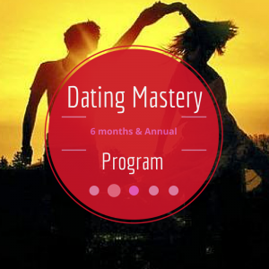Dating Mastery Program, Dating Coach, Personal Coaching Program