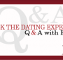 Dating Advice: How can I get a second chance - Q&A with KK