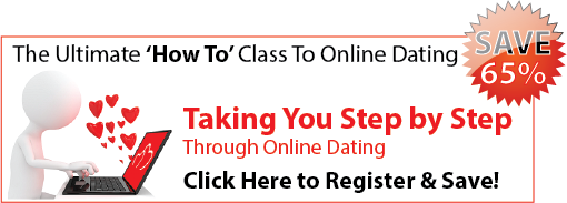 online dating class, online dating boot camp, online dating coach, online dating expert