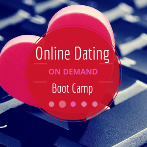 Cyber Monday Online Dating Deal, Online Dating tips, Online Dating Advice, Online dating class, ON DEMAND
