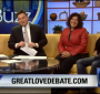 Minneapolis MN Dating Coach (Me) & The Great Love Debate on Fox 9 New